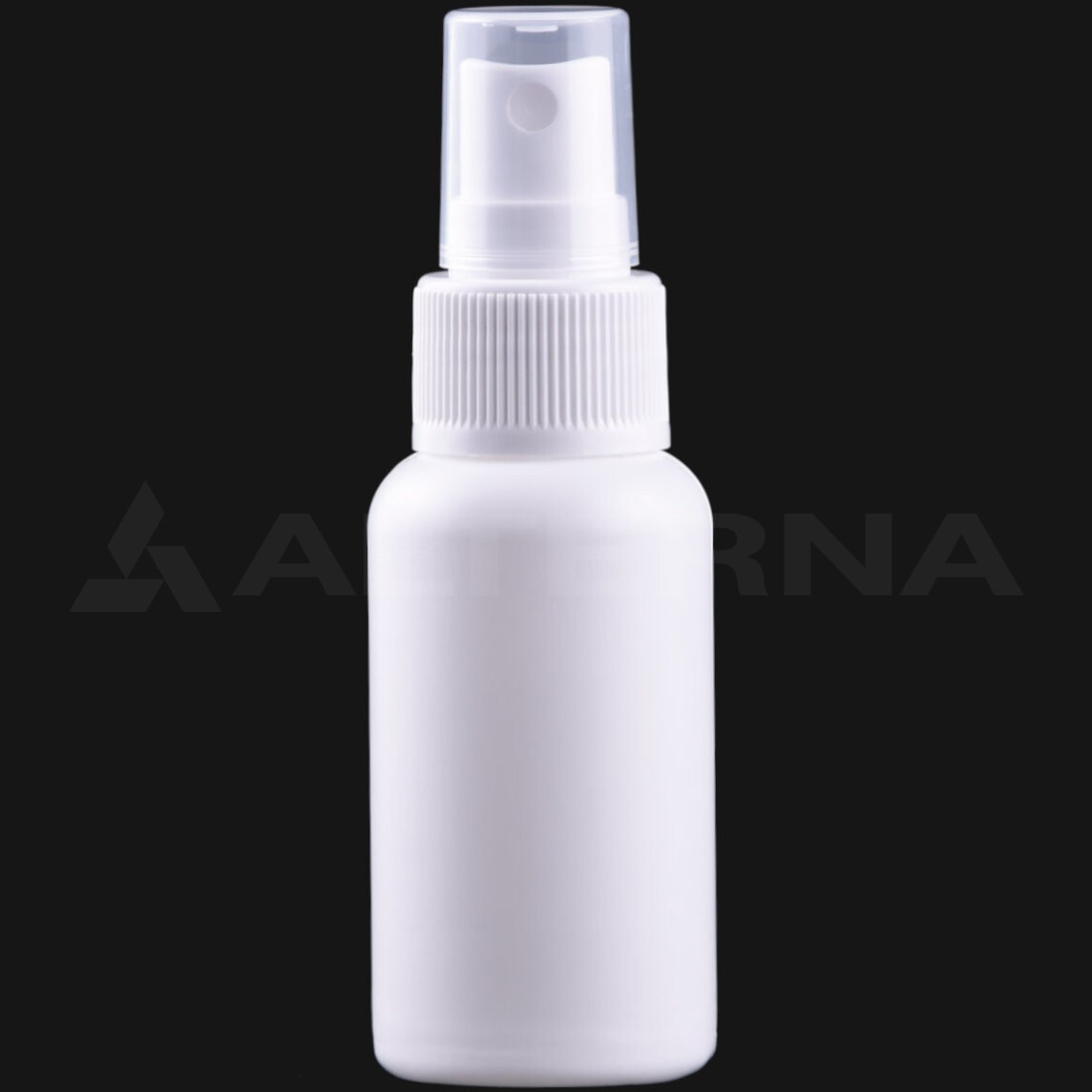 50 ml HDPE Bottle with 24 mm Sprayer