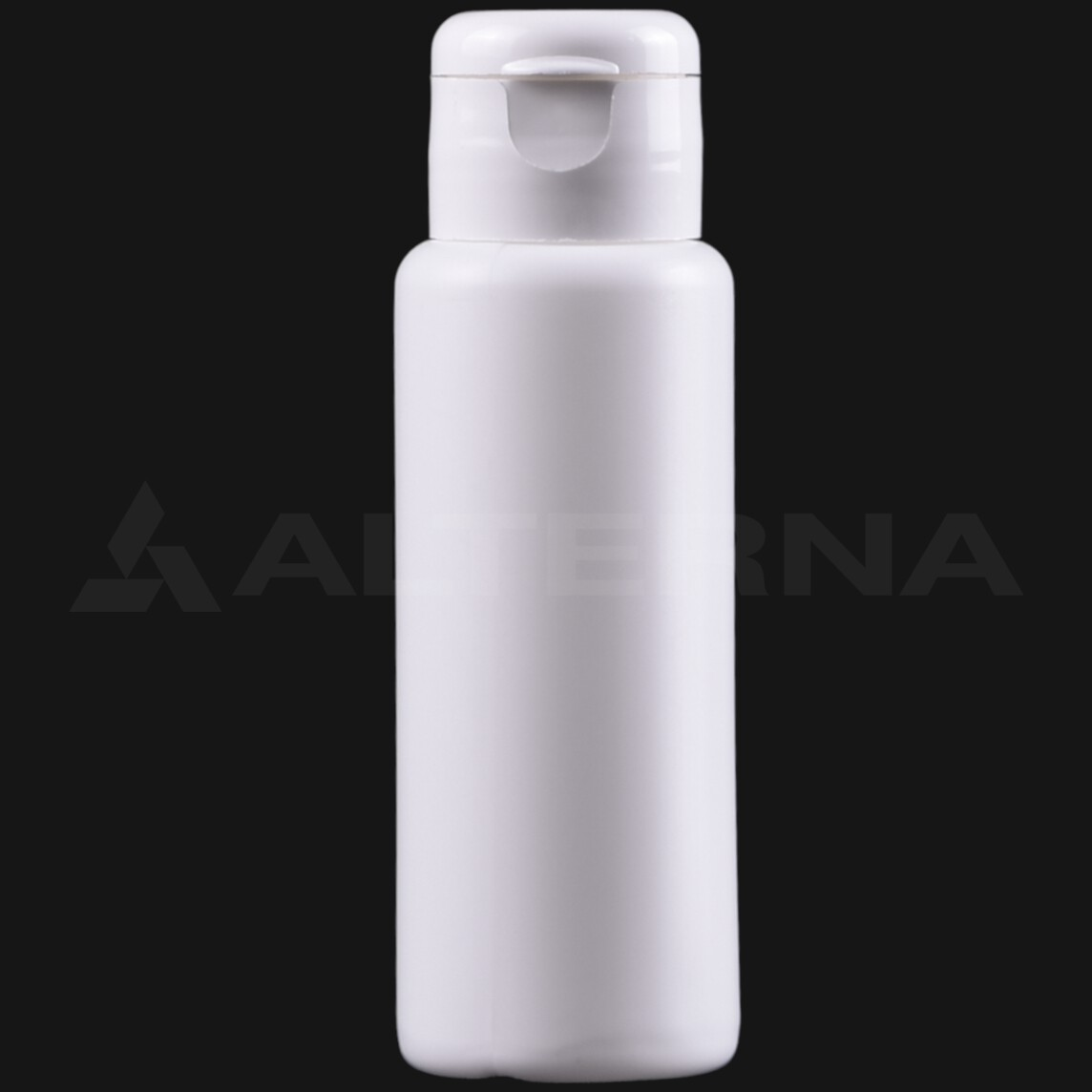 60 ml HDPE Bottle with 24 mm Flip Top Cap