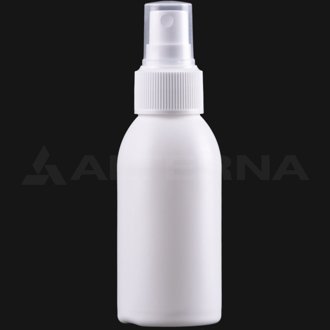 100 ml HDPE Bottle with 24 mm Sprayer