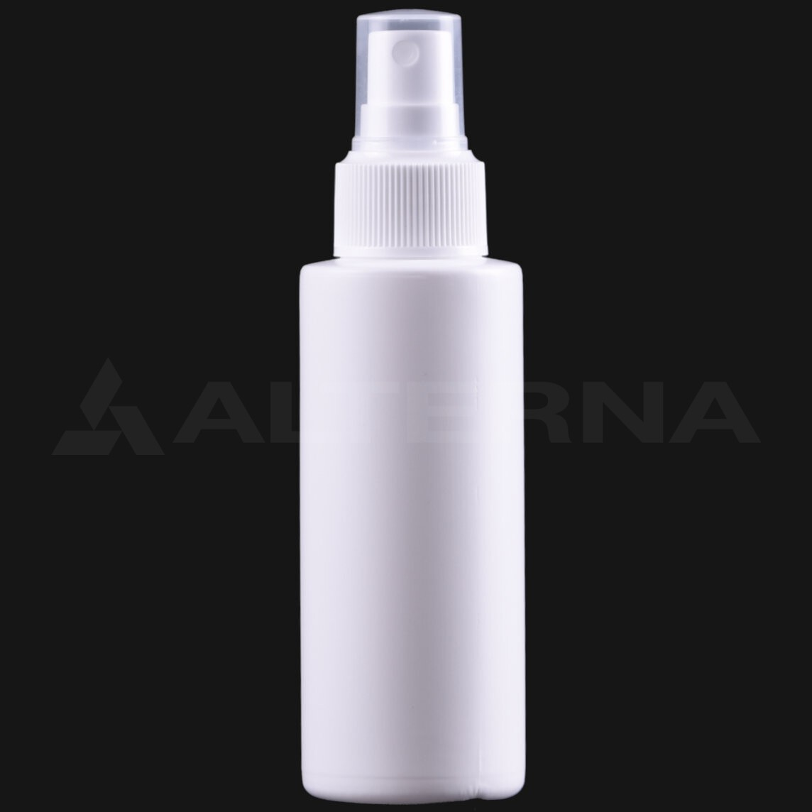 120 ml HDPE Bottle with 24 mm Sprayer
