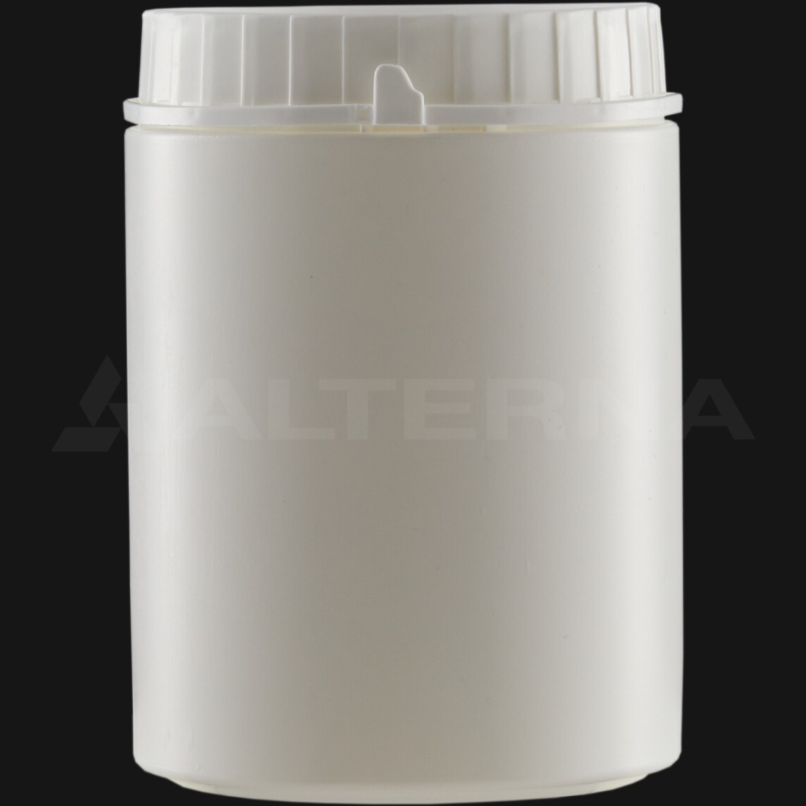 1000 gr HDPE Jar with Secure Cap