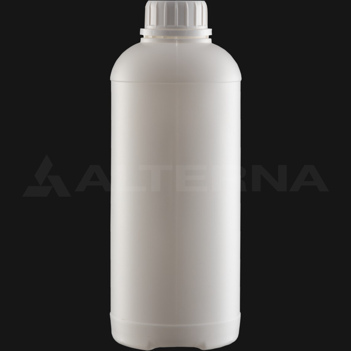 1000 ml HDPE Bottle with 38 mm Foam Seal Secure Cap