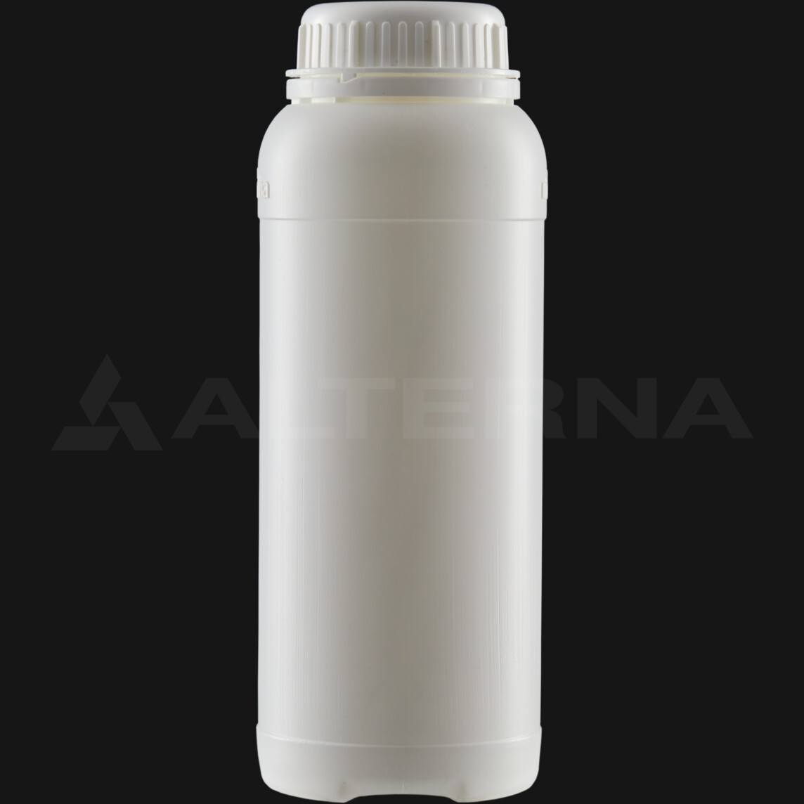 1000 ml HDPE Bottle with 63 mm Foam Seal Vented Secure Cap