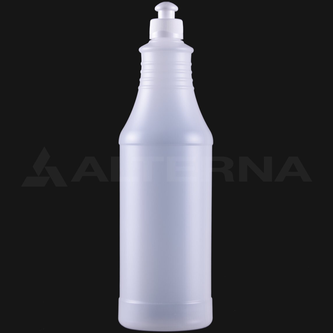 1000 ml HDPE Bottle with 28 mm Push Pull Cap