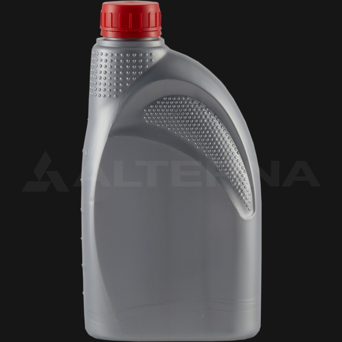 1000 ml HDPE Motor Oil Bottle with 38 mm Alu. Seal Secure Cap