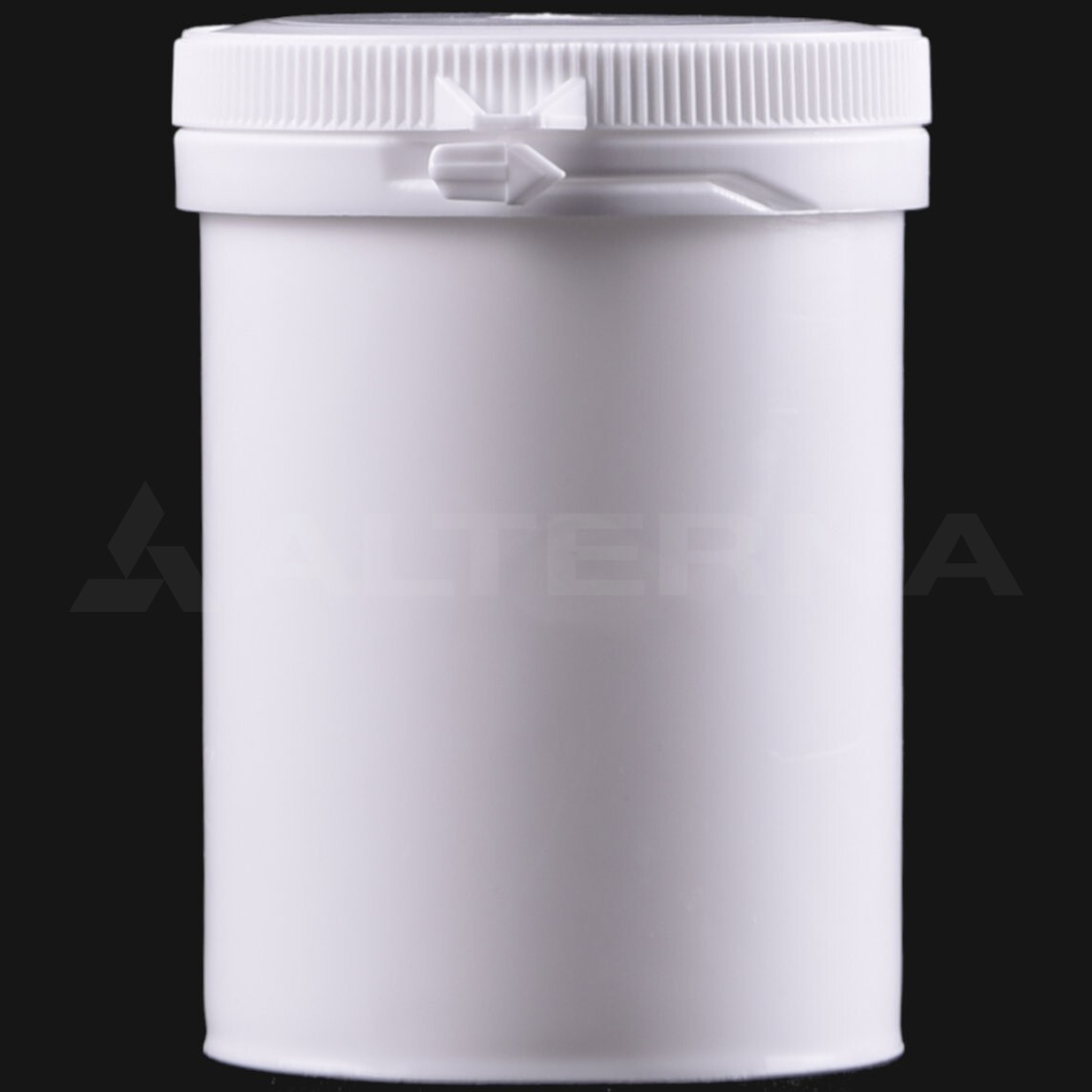 100 gr HDPE Jar with Secure Cap