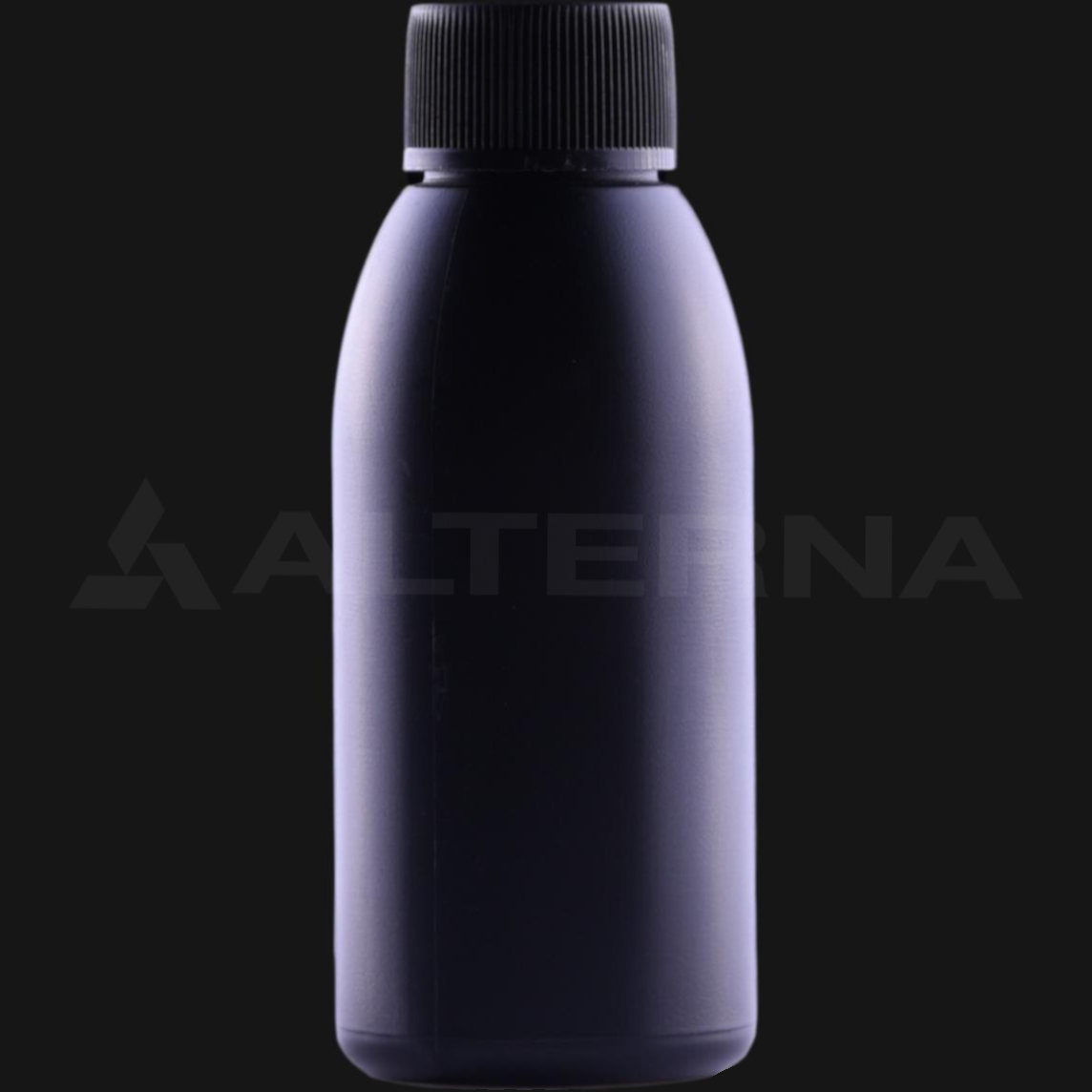 100 ml HDPE Bottle with 24 mm Foam Seal Cap