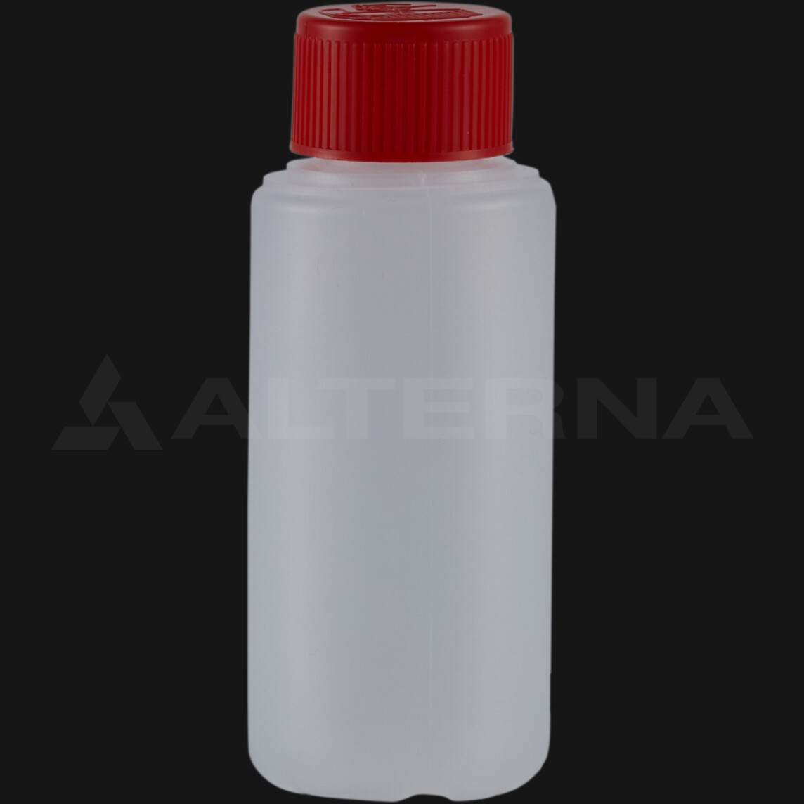 100 ml HDPE Bottle with 28 mm Child Resistant Cap