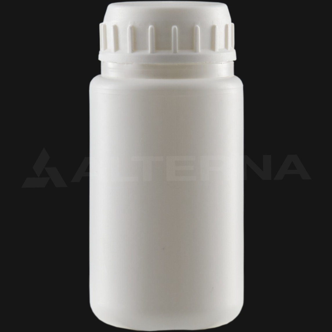 100 ml HDPE Bottle with 38 mm Foam Seal Secure Cap