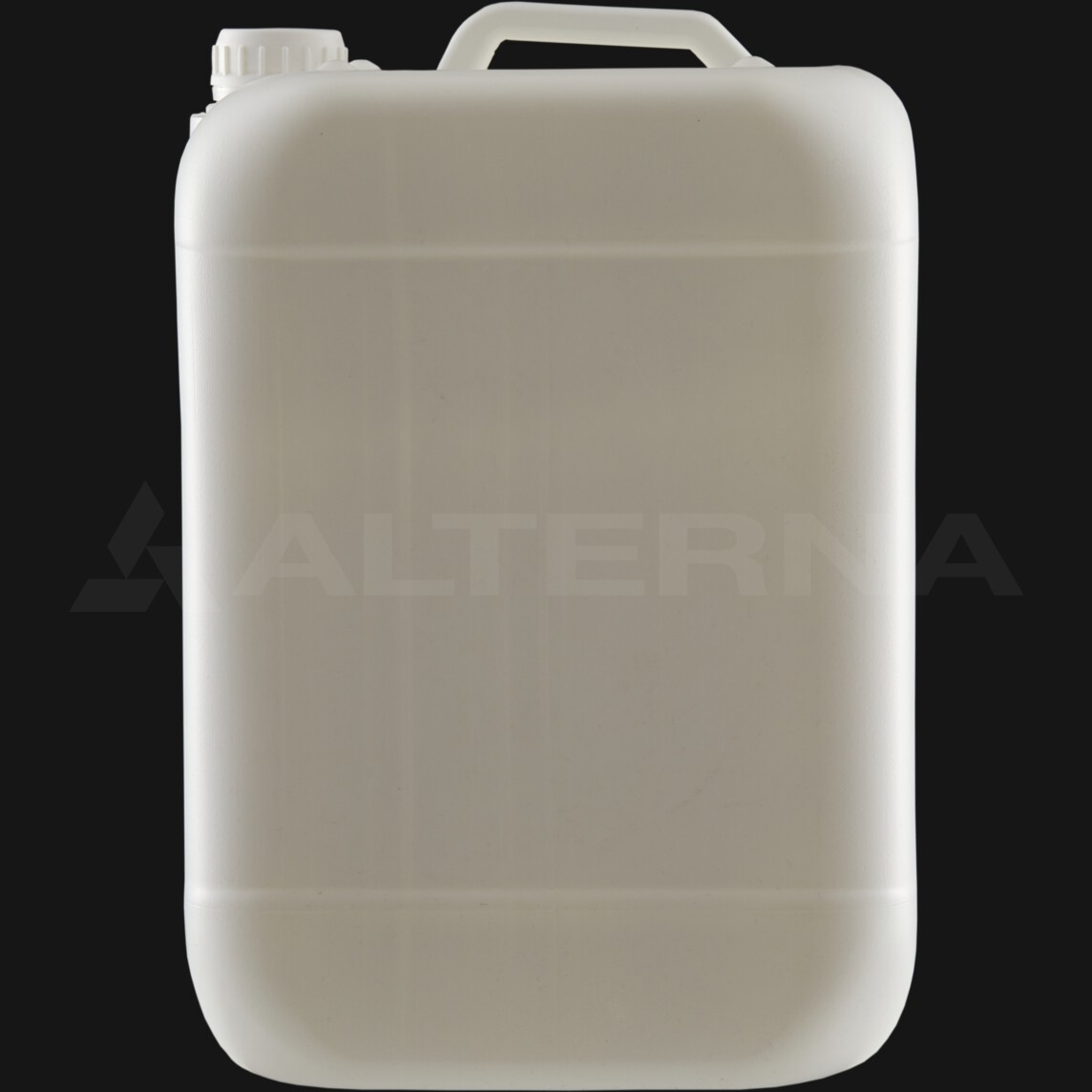 10 Liter HDPE Jerry Can with 38 mm Foam Seal Secure Cap