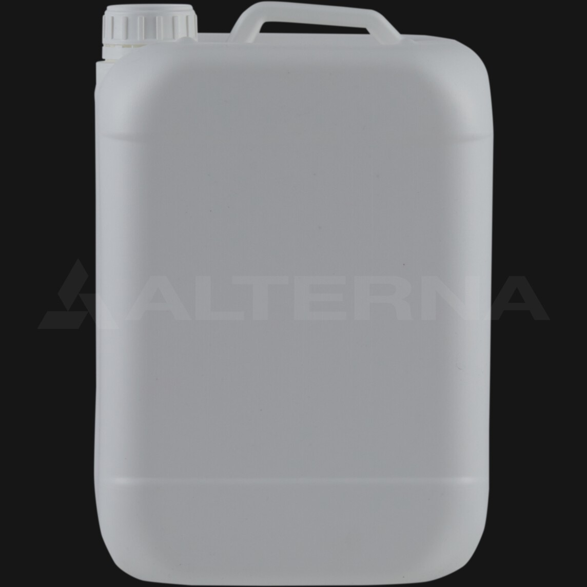 10 Liter HDPE Jerry Can with 50 mm Foam Seal Secure Cap