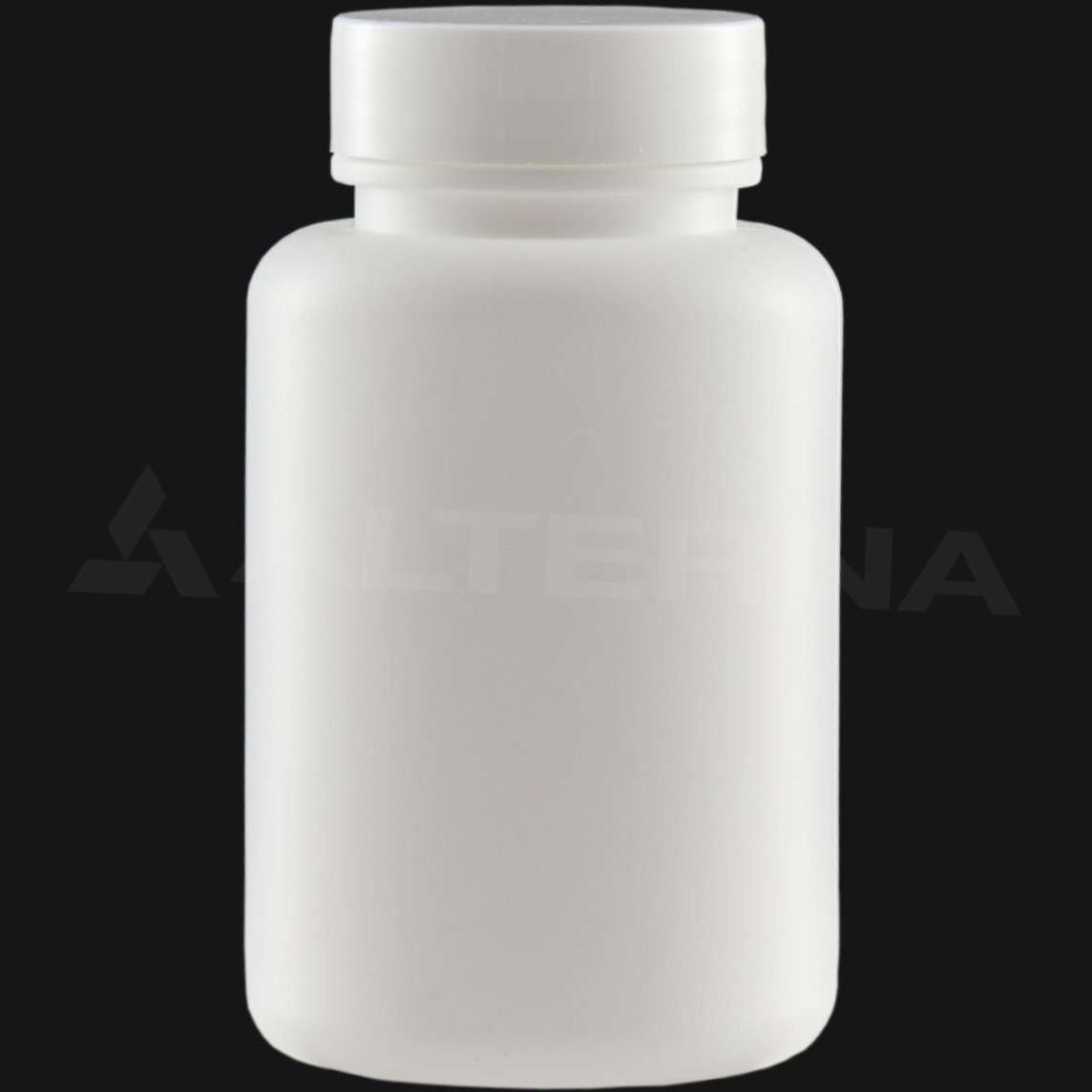 120 ml HDPE Pill Bottle with 38 mm Alu. Foil Seal Cap