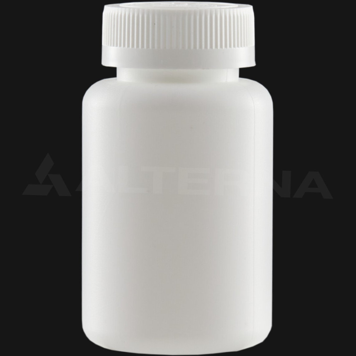 120 ml HDPE Pill Bottle with 38 mm Child Resistant Cap
