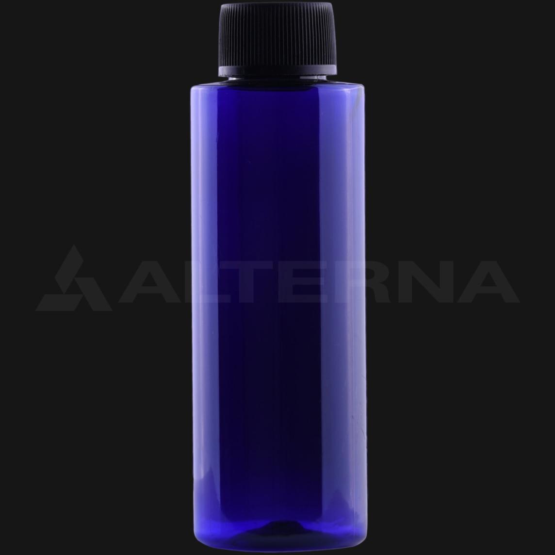 125 ml PET Bottle with 24 mm Foam Seal Cap