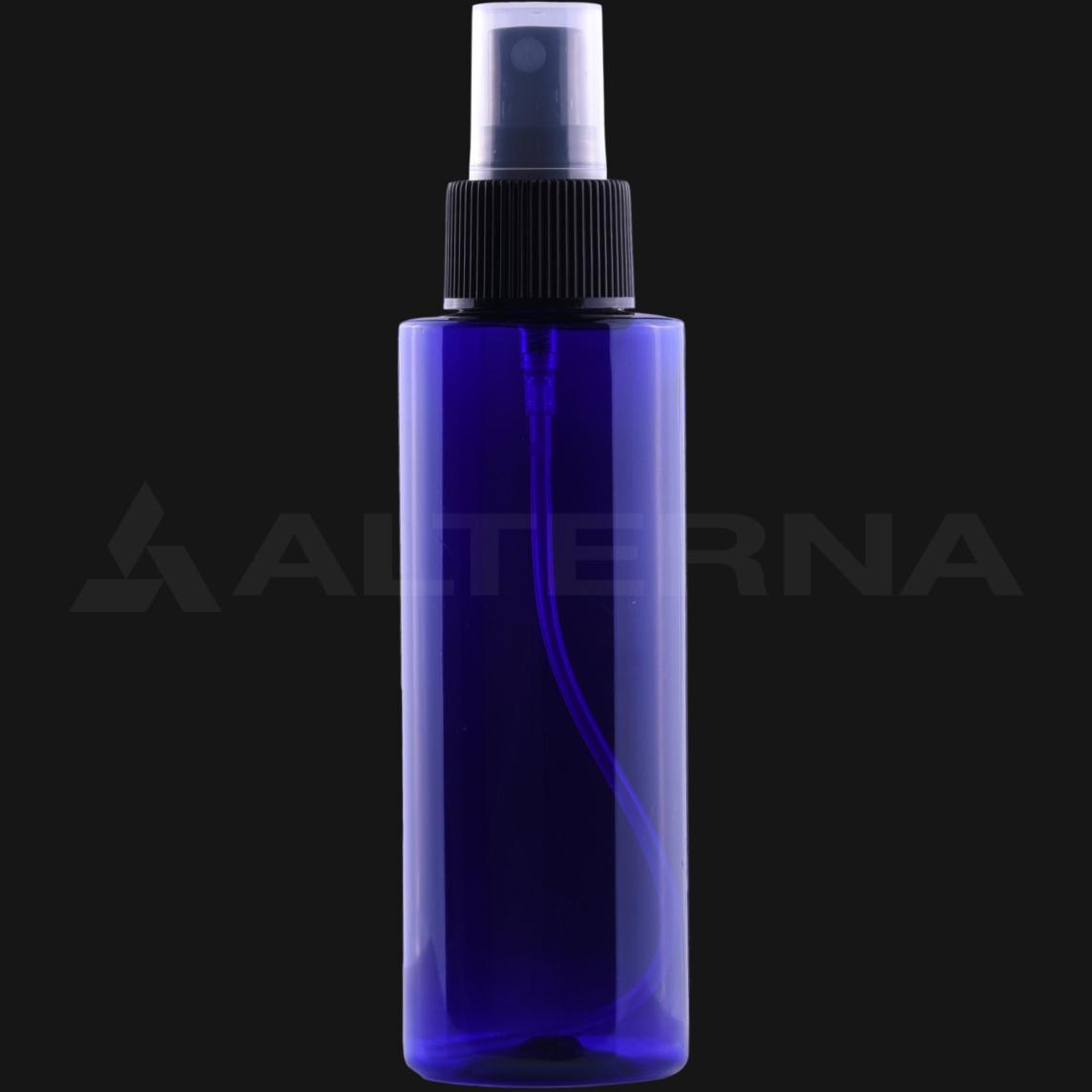125 ml PET Bottle with 24 mm Sprayer