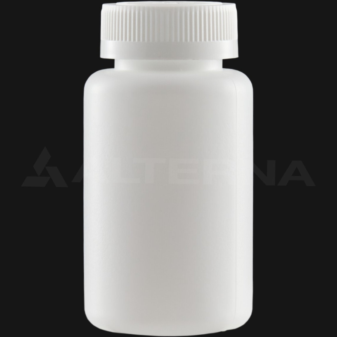 150 ml HDPE Pill Bottle with 38 mm Child Resistant Cap