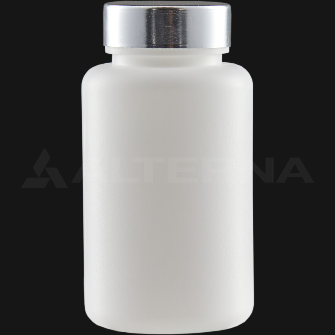 150 ml HDPE Pill Bottle with 38 mm Metal Cap