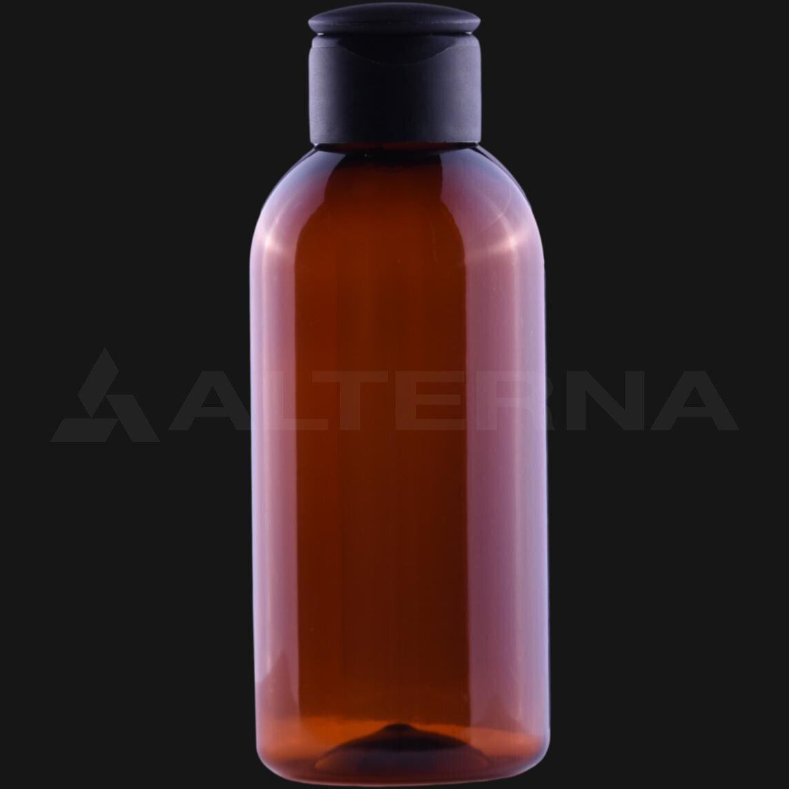 150 ml PET Bottle with 24 mm Flip Top Cap