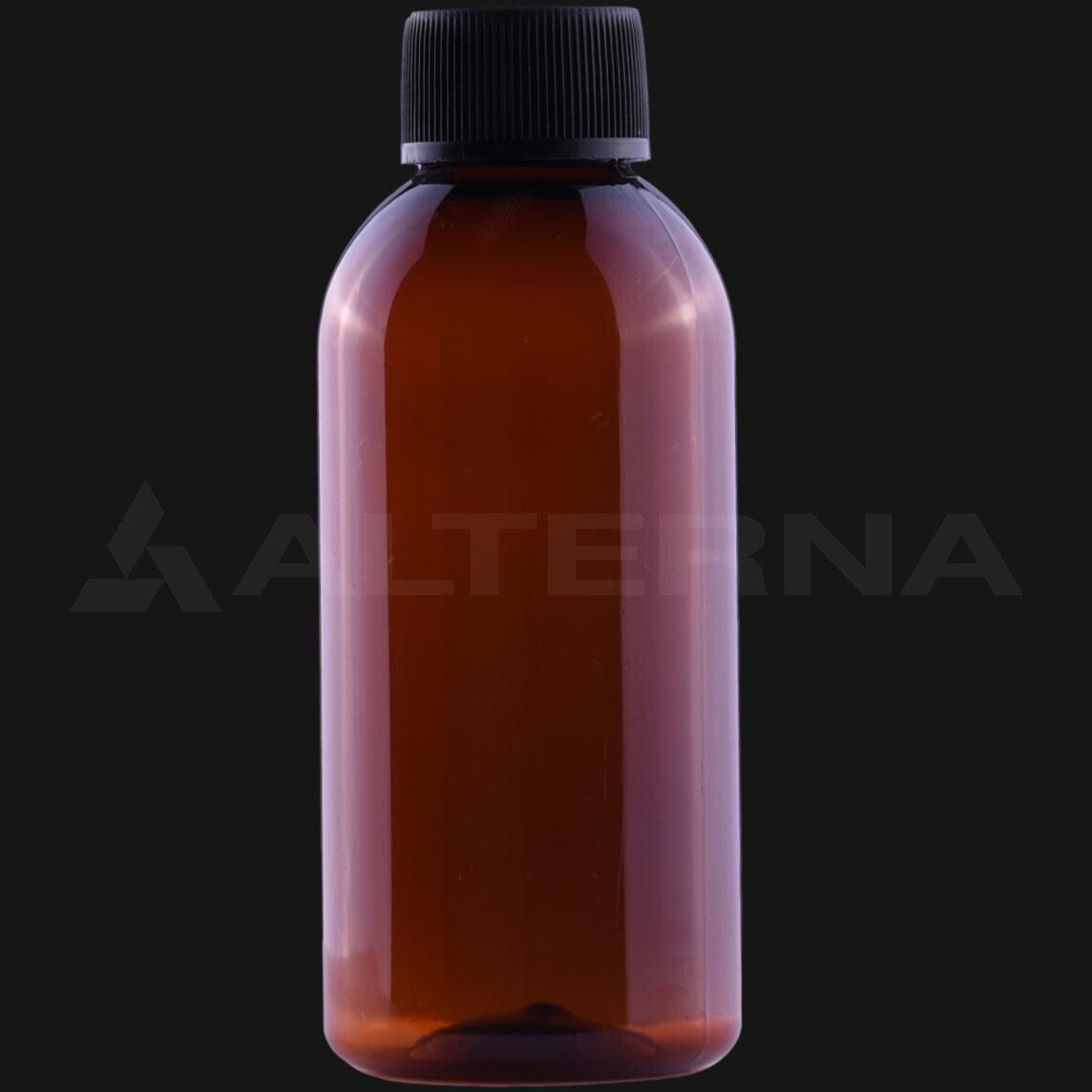 150 ml PET Bottle with 24 mm Foam Seal Cap
