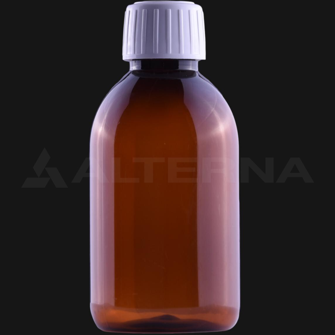 150 ml PET Pharma Bottle with 25 mm Tamper Evident Cap