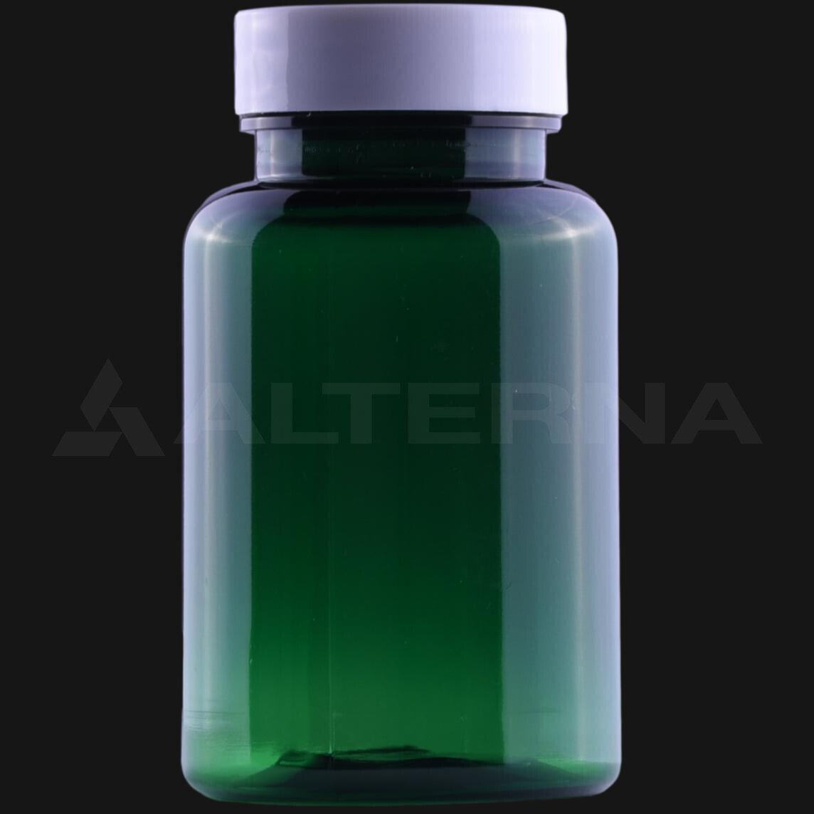 150 ml PET Pill Bottle with 38 mm Alu. Foil Seal Cap