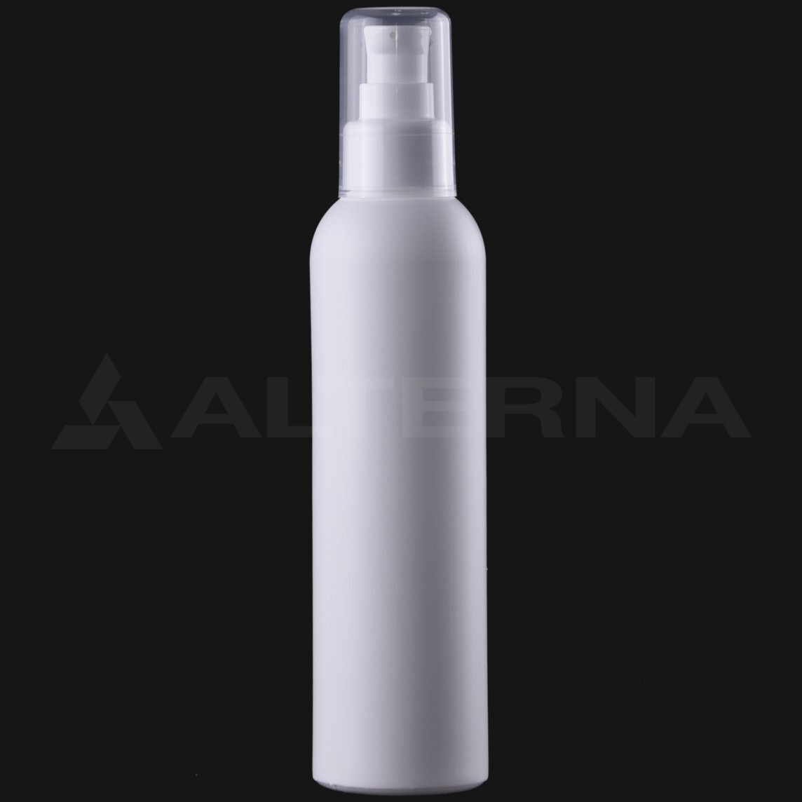 200 ml HDPE Bottle with 24 mm Lotion Pump