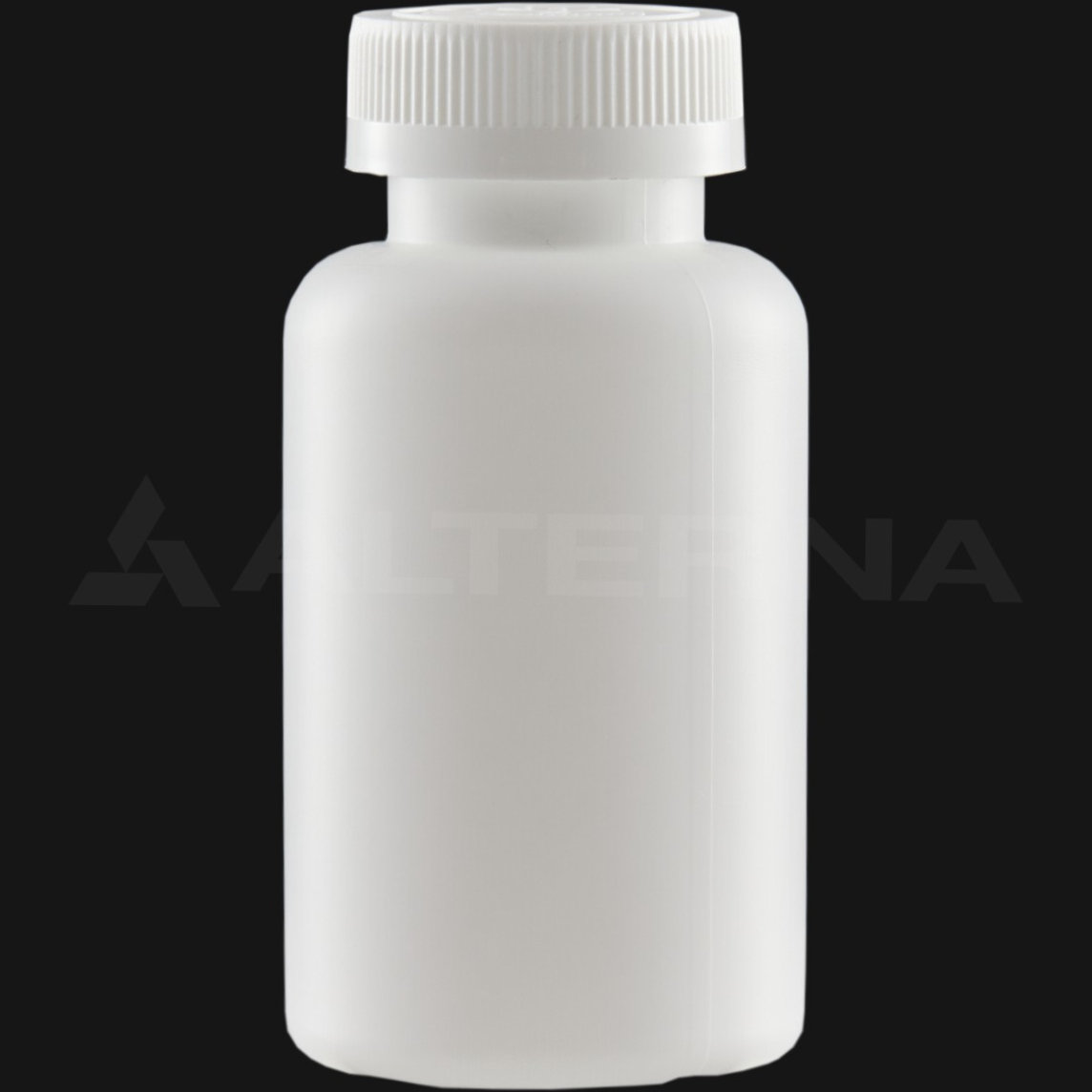 200 ml HDPE Pill Bottle with 38 mm Child Resistant Cap