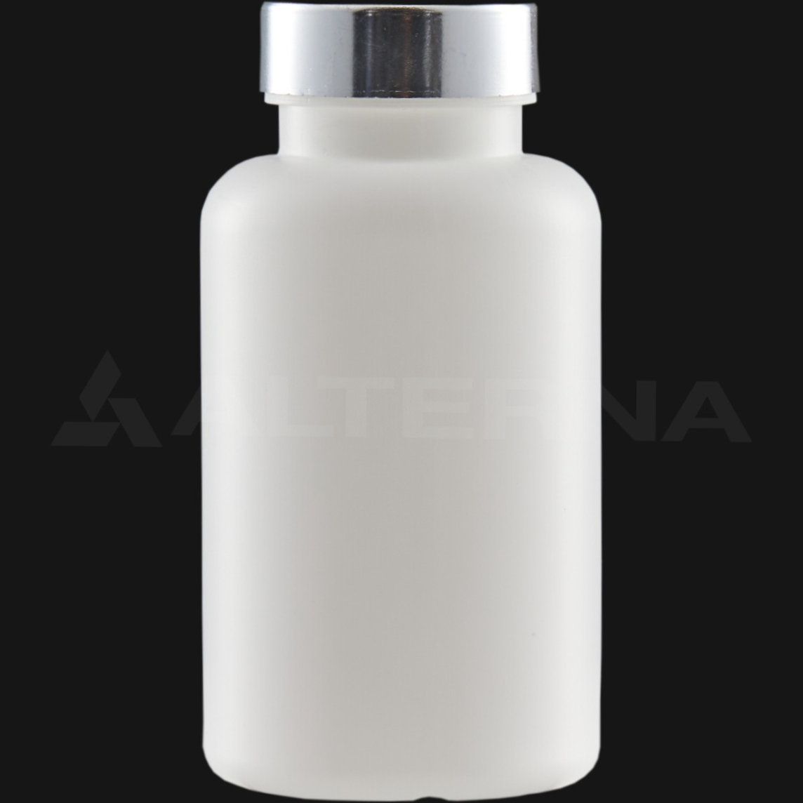 200 ml HDPE Pill Bottle with 38 mm Metal Cap