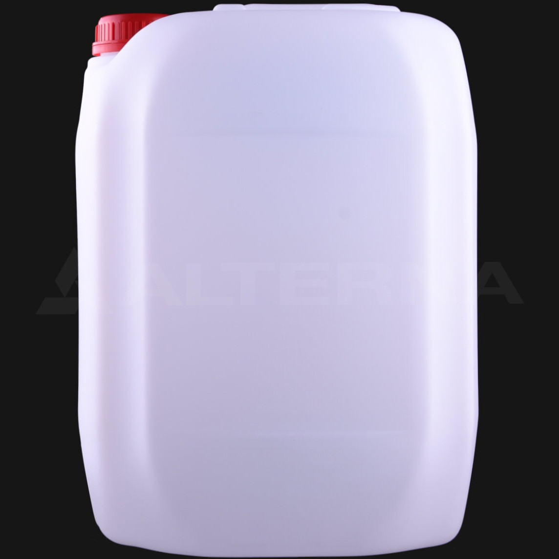 20 Liter HDPE Jerry Can with 63 mm Foam Seal Secure Cap