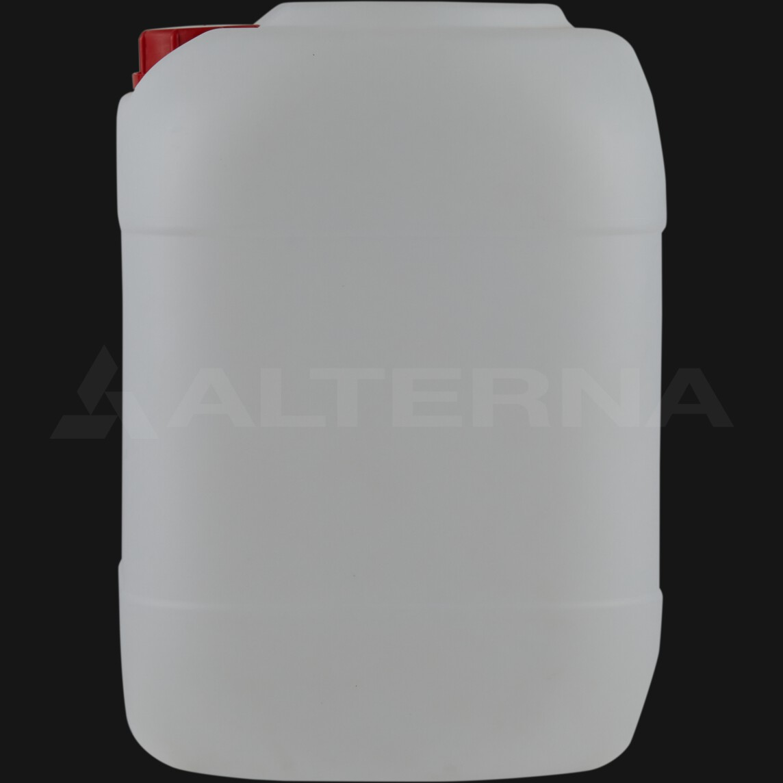 20 Liter HDPE Jerry Can with 60 mm Alu. Foil Seal Secure Cap