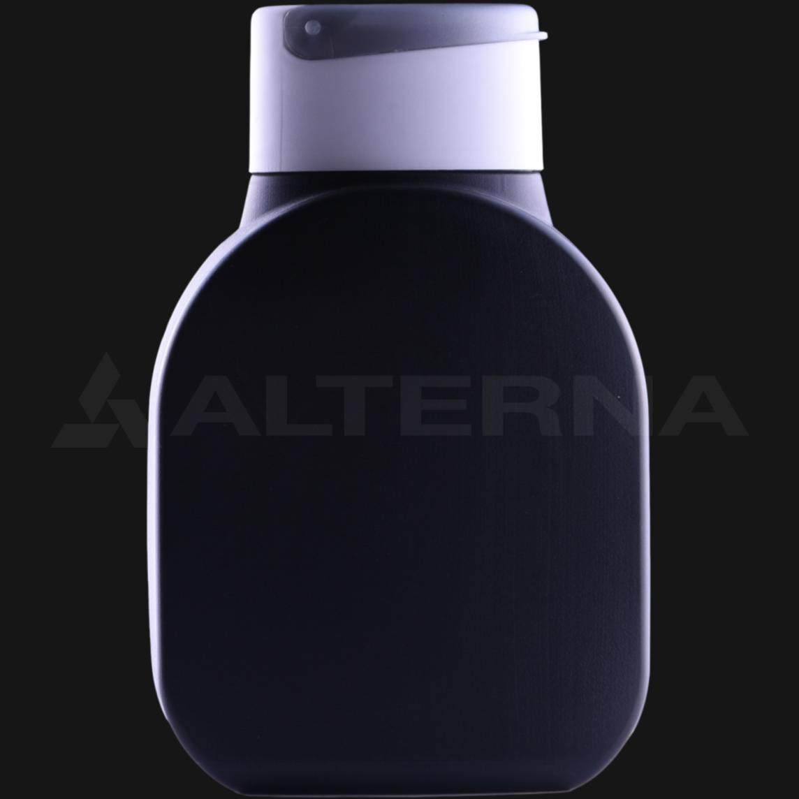 250 ml HDPE Shampoo Bottle with Cap
