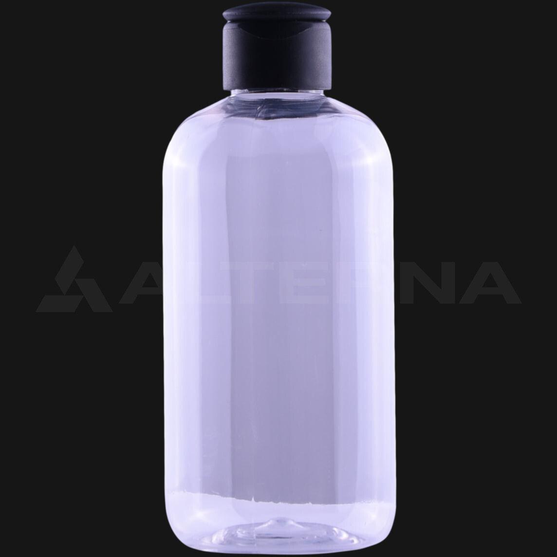 250 ml PET Bottle with 24 mm Flip Top Cap