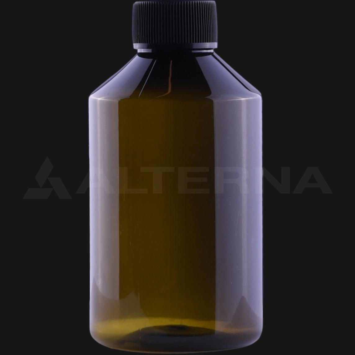 250 ml PET Bottle with 28 mm Foam Seal Cap
