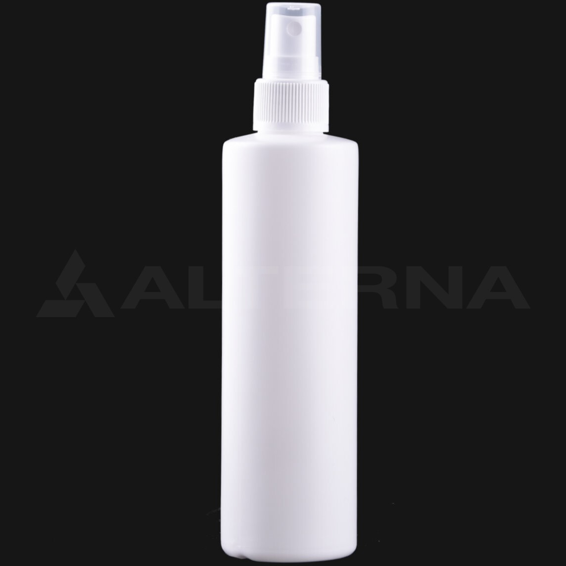 250 ml HDPE Bottle with 24 mm Sprayer