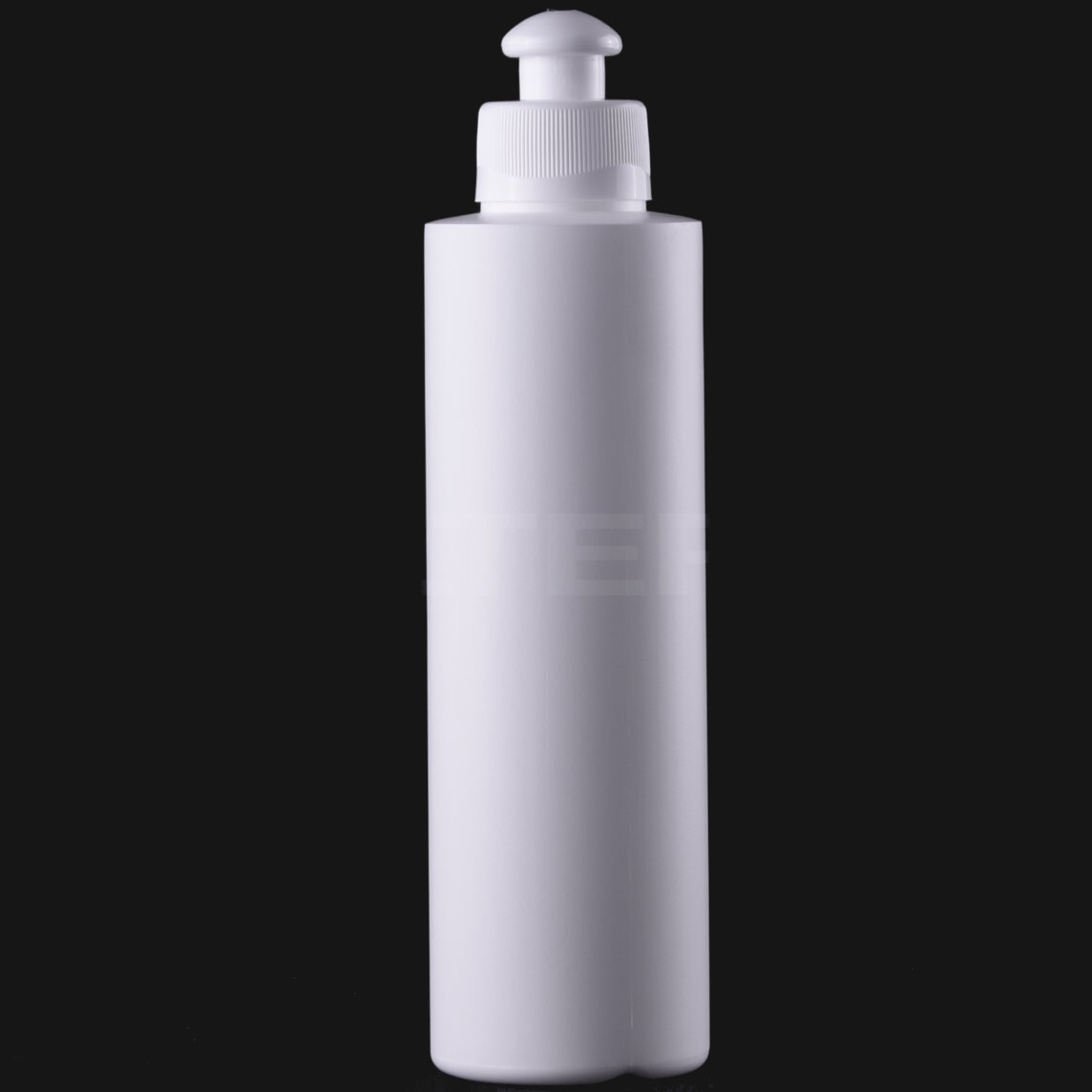 250 ml HDPE Bottle with 28 mm Push Pull Cap