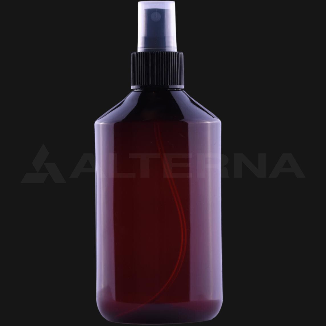 300 ml PET Bottle with 24 mm Sprayer