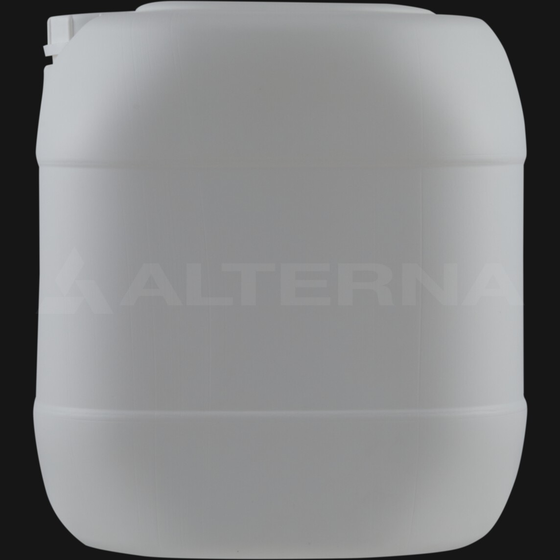 30 Liter HDPE Jerry Can with 60 mm Alu. Foil Seal Secure Cap