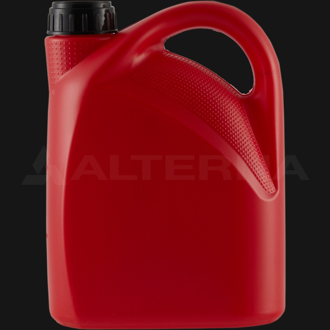 3 Liter HDPE Motor Oil Jerry Can with 50 mm Alu. Seal Cap