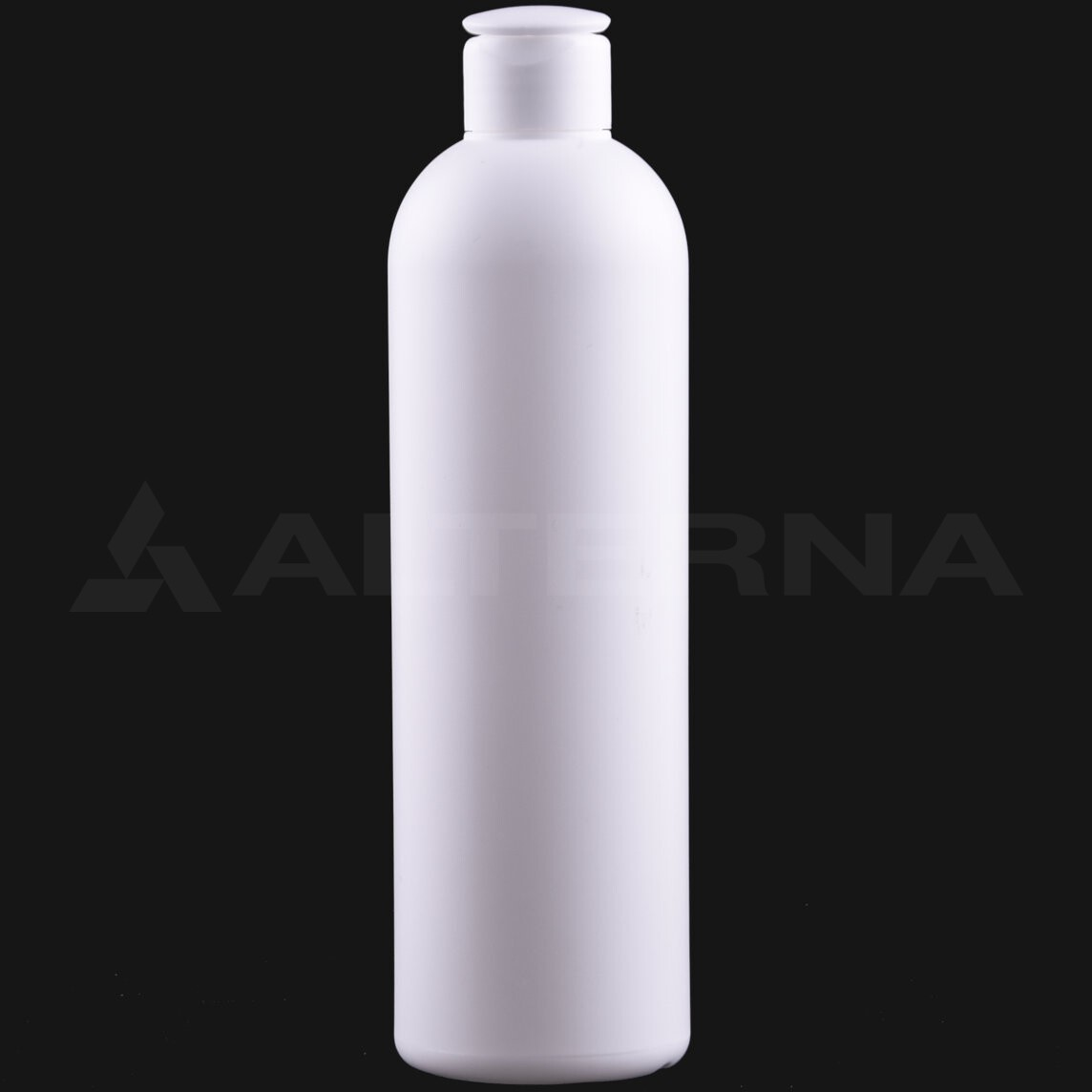 400 ml HDPE Bottle with 24 mm Flip Top Cap