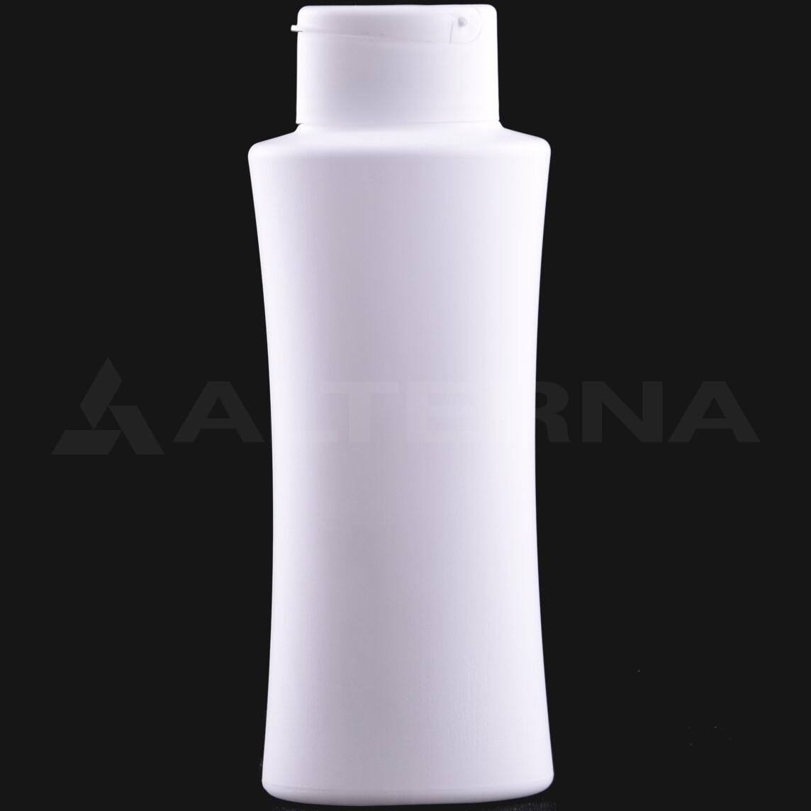400 ml HDPE Shampoo Bottle with Cap
