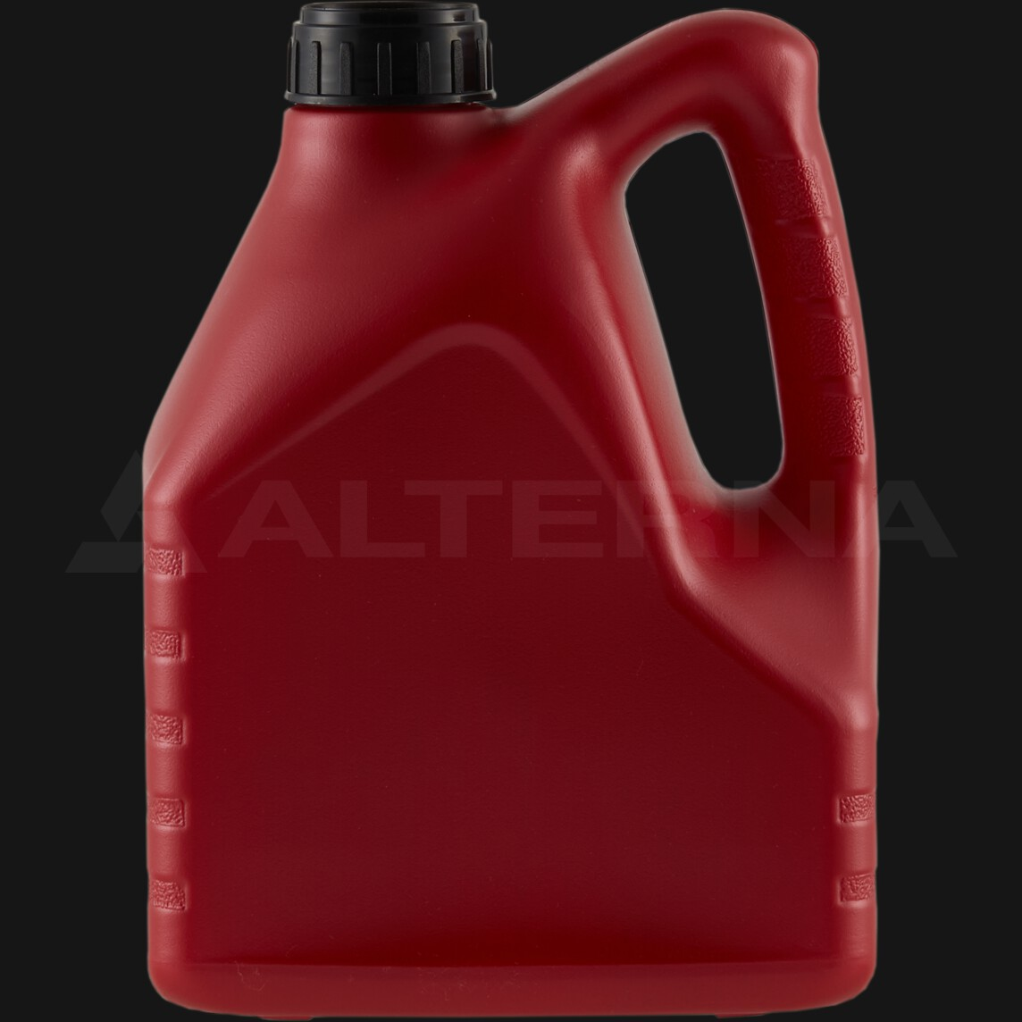 4 Liter HDPE Engine Oil Jerry Can with 50 mm Alu. Seal Cap