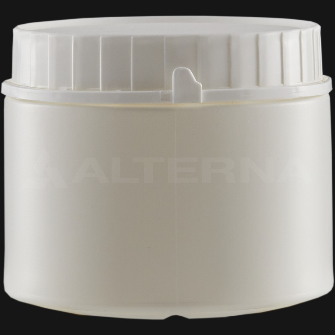 500 gr HDPE Jar with Secure Cap