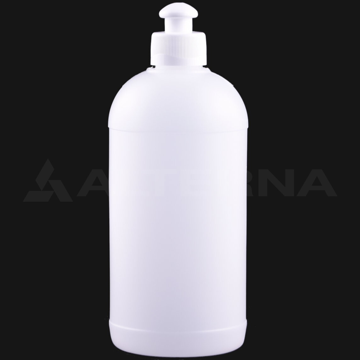 500 ml HDPE Bottle with 28 mm Push Pull Cap