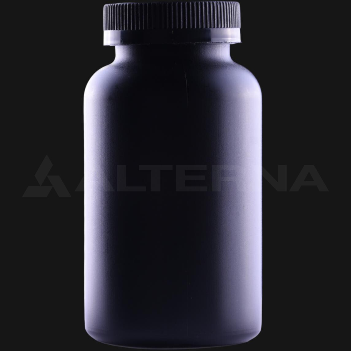 500 ml HDPE Pill Bottle with 53 mm Child Resistant Cap