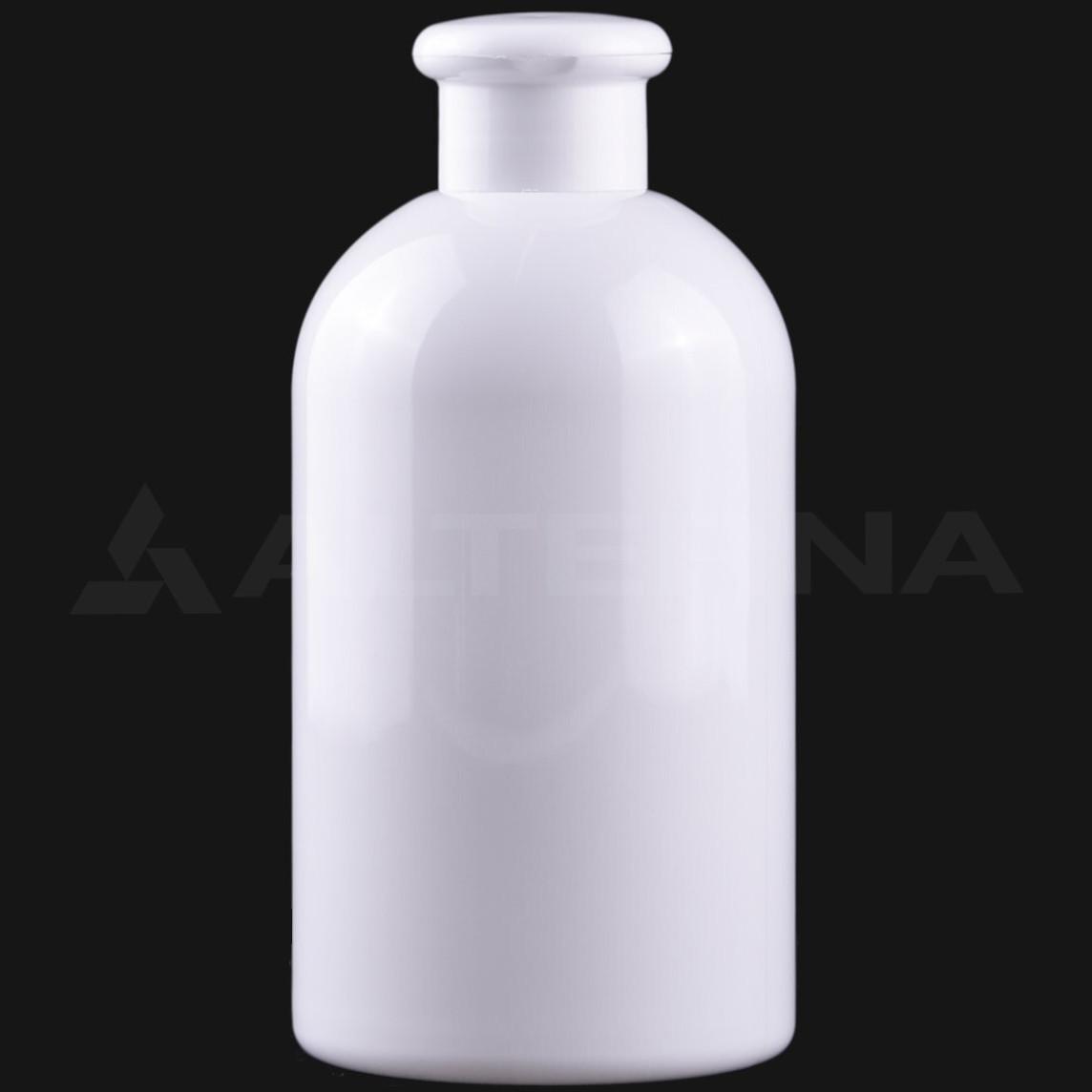 500 ml PET Bottle with 28 mm Flip Top Cap