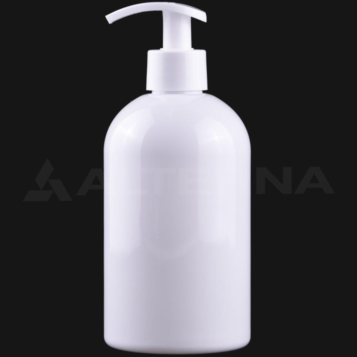 500 ml PET Bottle with 28 mm Pump Dispenser