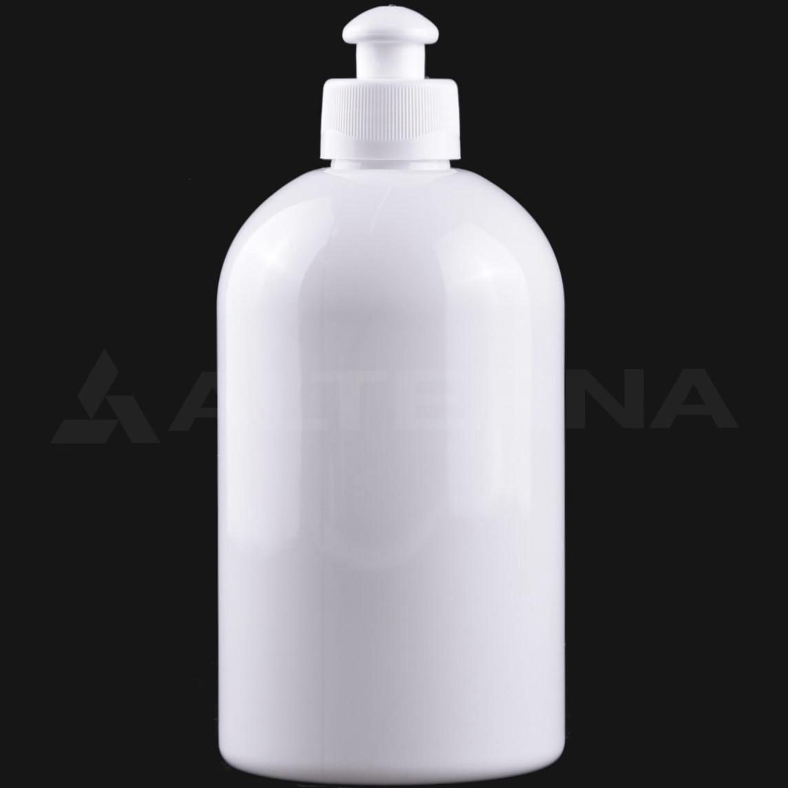 500 ml PET Bottle with 28 mm Push Pull Cap