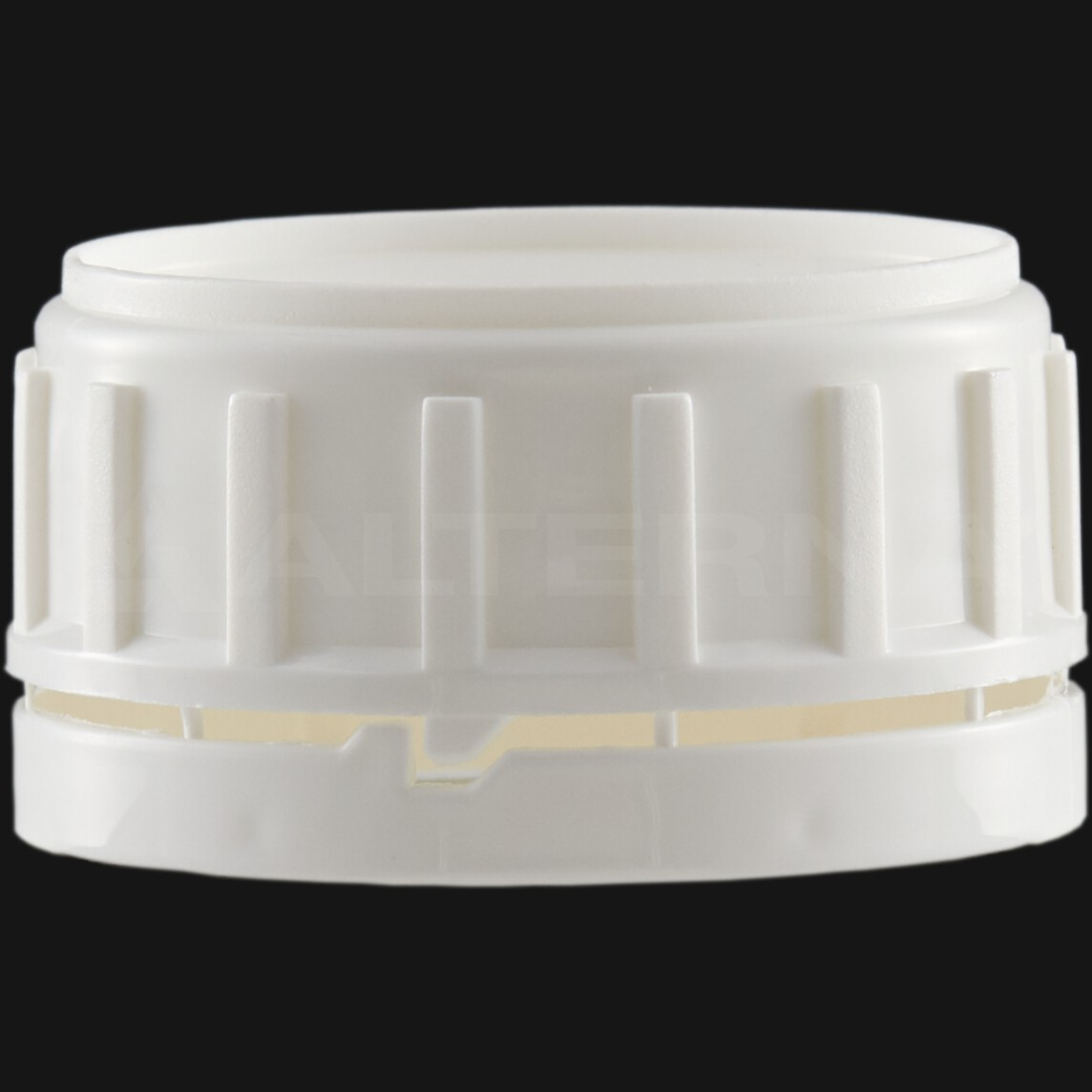 50 mm Foam Seal Vented Secure Cap