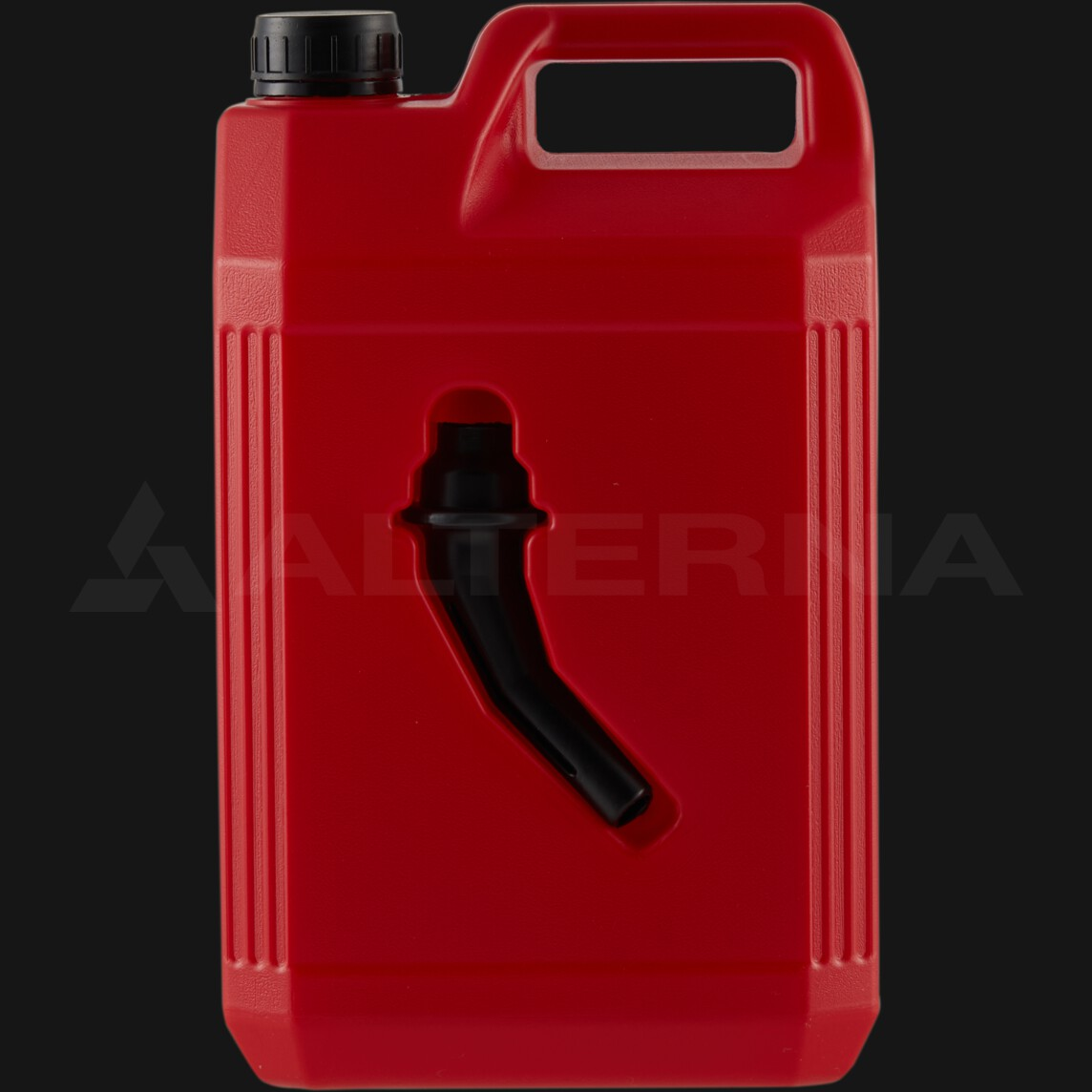 5 Liter HDPE Fuel Jerry Can with Spout