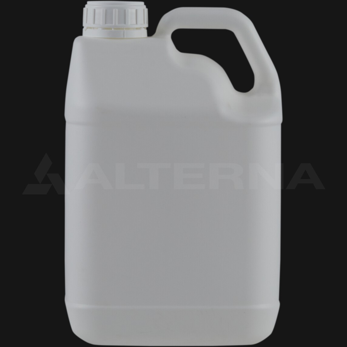 5 Liter HDPE Jerry Can with 50 mm Foam Seal Secure Cap